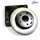 Disco de Freno Delantero (1ud)  Centric Premium High Carbon 242mm (Civic/CRX/Civic Shuttle 1.5/1.6 87-93)
