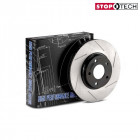 Disco de Freno Delantero Izquierdo StopTech SportStop  242mm (Civic/CRX/Civic Shuttle 1.5/1.6 87-93)