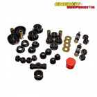 Kit de Silentblocks Energy Suspension en color Negro  (Civic/CRX 83-87)