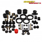 Kit de Silentblocks Energy Suspension en color Negro  (Civic 95-01 Non-VTi)