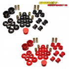 Kit de Silentblocks Energy Suspension en color Rojo  (16.18112R) (Civic 01-05 3/5dr)