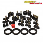 Kit de Silentblocks Energy Suspension en color Negro  (Prelude 97-01)