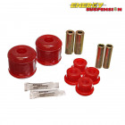 Silentblocks Brazos Traseros Suspension Energy Suspension  Rojos (Prelude 92-01)