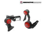 ISoportes de Motor Innovative para  B-Swap con dureza para uso Sport/Track (Caja de Cable) (Civic/CRX 83-87)