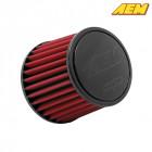 """Filtro de Aire AEM Dryflow  2.50"""" (Universal)"""