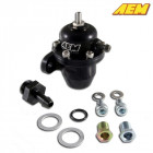 AEM Electronics Fuel Pressure Regulator Black Anodized (Honda)