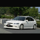 Zocalos PUD Chargespeed Style (Civic 95-01 3dr)