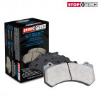 Centric Posi Quiet Ceramic Brake Pads Rear (Accord (CM/CN) 03-08/Civic 1.6 (MB4) 97-02/CR-V 02-05/Element 03-11/Odyssey 94-03/Legend 91-05/Shuttle 95-01/Stream 01-06)