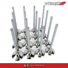 Skunk2 Racing Alpha Series Forged Valves High Compression (Honda B-Engines 87-02)