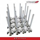Skunk2 Racing Alpha Series Forged Valves Standard Compression (Honda K-Engines 01-12)