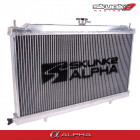 Skunk2 Racing Alpha-Series Aluminum Radiator (Civic/CRX 87-93)
