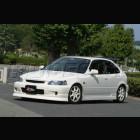 Añadido  Delantero PUD Chargespeed Style (Civic 99-01)