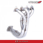 "Colector de Escape Skunk2 Racing Alpha Series 4-2-1   2.5"" (D-series  87-01)"