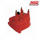 Tapa de Distribuidor MSD en color Rojo  (Civic 91-01/Prelude 92-01/Accord 98-03)