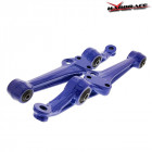 Brazos de Suspension Delanteros Hardrace en color Azul (Civic 91-96/Del Sol/Integra 94-01)