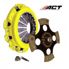 ACT Heavy Duty Duty Solid 4 Pad Clutch Set (Mitsubishi 4G63T-Engines 92-96)