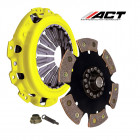 ACT Heavy Duty Solid 6 Pad Clutch Set (S13/S14 SR20DET-Engine)