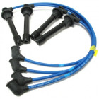 Cables de Bujia NGK color Azul  (Civic 91-01/Del Sol 1.4/1.5/1.6 ESi)
