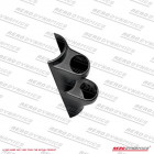 Aerodynamics A-Pillar 2-Pod Meter Holder (52mm) (Universal)