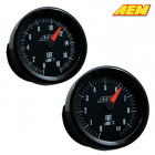 AEM Electronics EGT Gauge Analog Celsius (Universal)