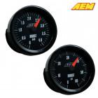 AEM Electronics Boost Gauge Analog  Up To 4.1 BAR (Universal)