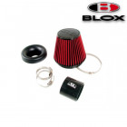 """Filtro de Aire BLOX Racing  2.5"""" (BXIM-00309) (Universal)"""