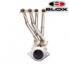 Colector de Escape BLOX Racing Hi-Flo 4-2-2-1 Tri-Y  (B Series 91-01)