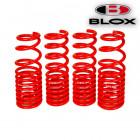 BLOX Racing Muelles De Rebaje (Civic/CRX 87-93)