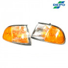 Intermitentes  Depo US-Style  Amber/Clear (Civic 91-96 2/3dr)