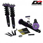 Suspensiones Regulables D2 Racing Modelo  Circuit (Accord 03-08)