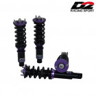 Suspensiones Regulables D2 Racing modelo para uso de Calle (Civic 91-96/Del Sol Rear Fork)