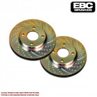 Discos Delanteros EBC Turbogroove (Civic 01-05 Type-R EP3/Civic 07-12 Type-R FN2 300mm)