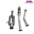 Linea de Escape Invidia Homologada G200-Ti (Civic 91-96 3dr)
