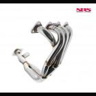 """Colector de Escape SRS 4-2-1  2.5""""  Replica Toda (Honda B-series)"""
