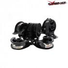 Soportes de Motor Hardrace 5 piezas (Civic 91-96/Del Sol/Integra 94-01)