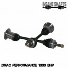 Palier Izquierdo  Insane Shafts modelo Drag-Performance  (S2000)