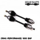 Palier Izquierdo  Insane Shafts modelo Drag-Performance para Kswap (Civic 95-01 EK-Subframe)