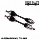 Palier Derecho Insane Shafts modelo Hi-Performance para H-F swap  (Civic 91-01/Del Sol/Integra 94-01)