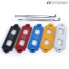 Soporte de Bateria K-Tuned color Azul  (Civic/CRX 87-01 / Del Sol / Integra 90-01 / S2000)