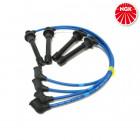 NGK Cables De Bujías Azul (CR-V 97-02 2.0/Integra 1.8 Non Type R/Prelude 92-01 2.0i)