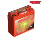 Bateria Odyssey PC680 Racing con carcasa Metalica  (Universal)