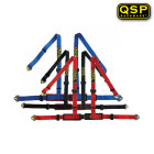 Arnes QSP Modelo Street Pro de 4 Puntos y color Azul (Universal)
