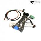 Harness Cableado Ecu Rywire  MPF1 OBD0 a  OBD2A (Honda)