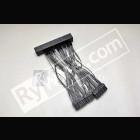 Harness Cableado Ecu Rywire OBD2B a  OBD1 (Honda)