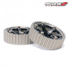 Skunk2 Racing Pro-Series Adjustable Cam Gears Black Anodized (B/H23-Engines)