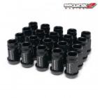 Skunk2 Racing Black Series Lug Nuts 20 Pieces M12x1.5 (Universal)