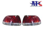 APC Tail Lights Red/Clear (Del Sol 92-98)