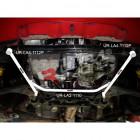 Barra de Refuerzo Delantera Inferior Ultra Racing  4 Puntos (Civic 06-up FN/FK)