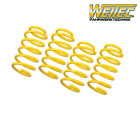 Weitec Muelles De Rebaje Con TÜV (Accord 2.4i/2.2 i-CTDi 03-08)