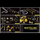 Estabilizadoras Whiteline Subaru Impreza 2010-2012